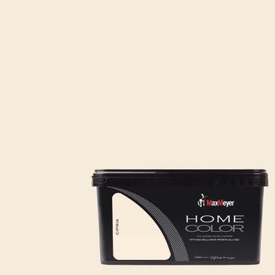 Idropittura lavabile Home Color cipria 2,5 L Max Meyer