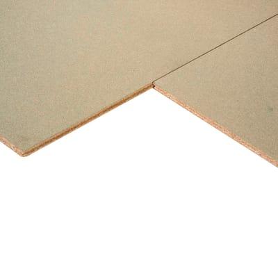 Pannello truciolare grezzo fibre legno 19 x 600 x 2060 mm for Tavole legno grezzo leroy merlin