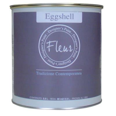 Smalto manounica Fleur Eggshell all'acqua indian elephant satinato 2.5 L