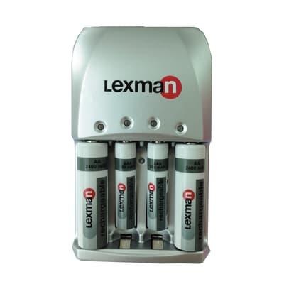 Caricatore stilo AA Lexman Universale +2AA2400 +2AAA900
