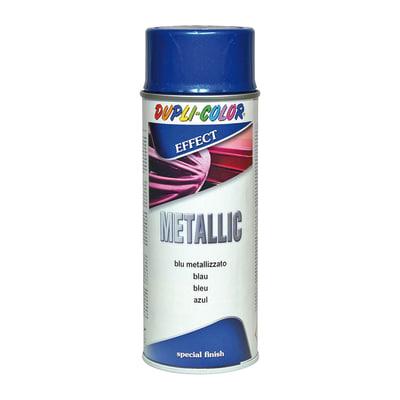 Smalto spray metallic blu diamantato 400 ml prezzi e for Spray sanificante per condizionatori leroy merlin