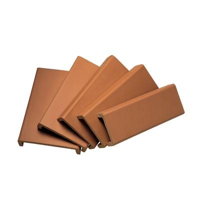 Coprimuro pieno 19 5 x 30 x 6 cm prezzi e offerte online for Battiscopa in legno bricoman
