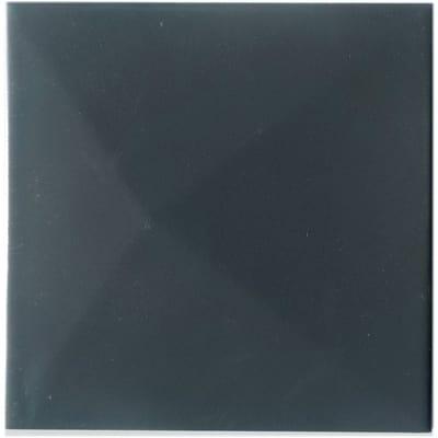 Piastrella Summit 15 x 15 cm nero