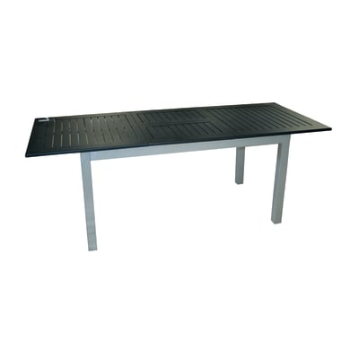 Tavolo pieghevole ravello 150 x 90 cm bianco prezzi e - Tavolo pieghevole leroy merlin ...