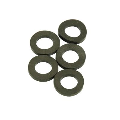 """10 guarnizioni piatte in gomma, Ø 3/4"""" pollici 16 - 24 mm"""