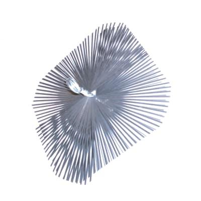 Scovolo grigio 300 x 300 mm