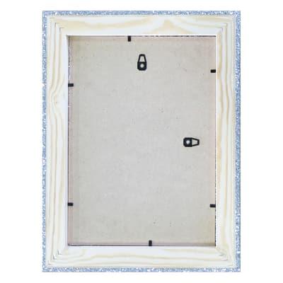 Cornice Brilla argento 21 x 29,7 cm