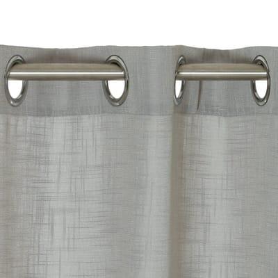 Tenda inifini grigio 140 x 280 cm prezzi e offerte online for Fermatenda leroy merlin