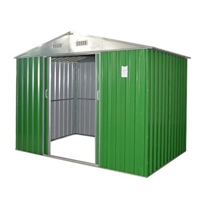 Casetta in metallo sofia 2 13 m prezzi e offerte online for Cerco casetta in legno da giardino usata