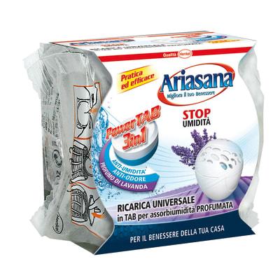 Assorbiumidità Ariasana Power Tab lavanda 300 g