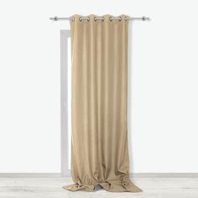 Tenda Newport beige 140 x 280 cm
