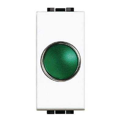 Copritasto LED BTicino Livinglight bianco