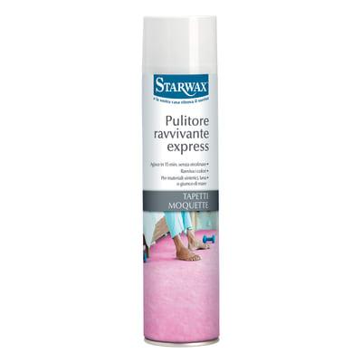 Pulitore spray starwax ravvivante tessuti 600 ml prezzi e for Spray sanificante per condizionatori leroy merlin