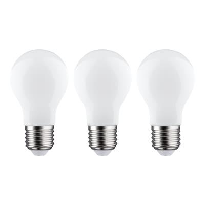 3 lampadine led lexman filamento e27 100w goccia luce for Lampadine led lexman