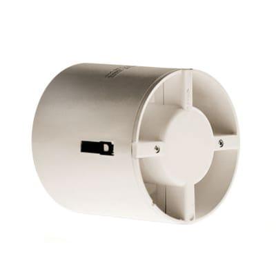 Aspiratore elicoidale Ø 100 mm Aspira Tubo