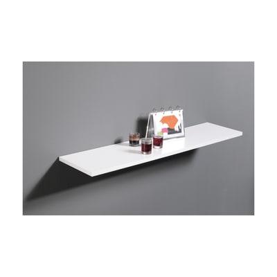 Pannello melaminico bianco 16 x 245 x 598 mm