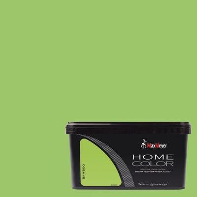 Idropittura lavabile Home Color bamboo 2,5 L Max Meyer