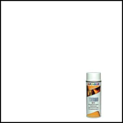 Smalto spray Thermo alte temperature bianco opaco 400 ml