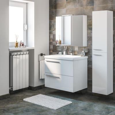 Mobile bagno Elea bianco L 71,5 cm