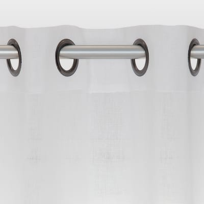 Tenda Carmen bianco 140 x 280 cm