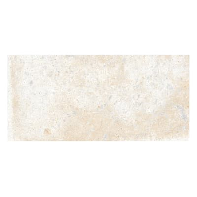 Piastrella Stein 15 x 30 cm bianco