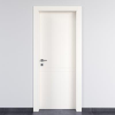 Porta da interno battente Rail bianco 70 x H 210 cm dx