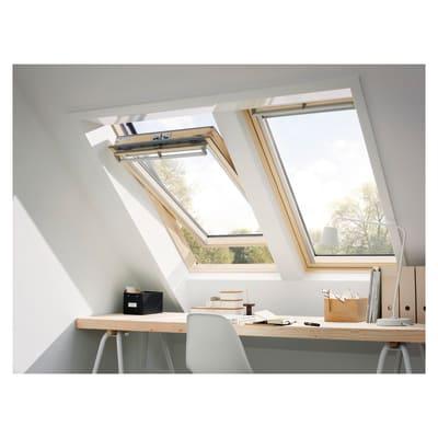 Finestra per tetto velux ggl fk06 3070 manuale 66x118 for Offerte velux prezzi