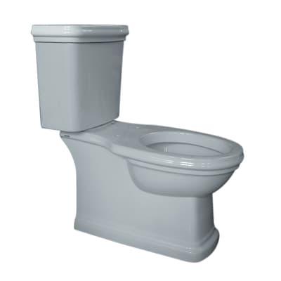 Vaso a pavimento filo muro sensea roncal monoblocco prezzi e offerte online leroy merlin - Sensea accessori bagno ...