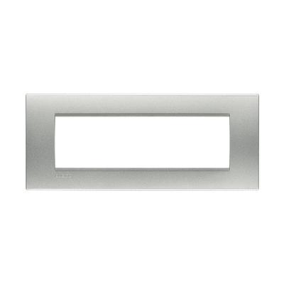 Placca 7 moduli BTicino Livinglight tech