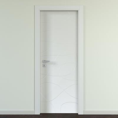 Porta da interno battente Wind silk 70 x H 210 cm dx