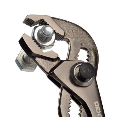 Set di pinze DexterPro acciaio