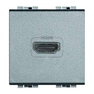 Presa HDMI BTicino Livinglight tech