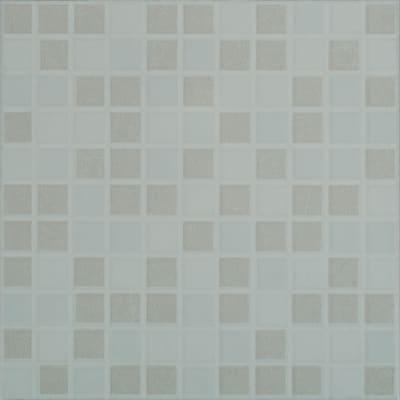 Mosaico Luminor 20 x 20 cm bianco