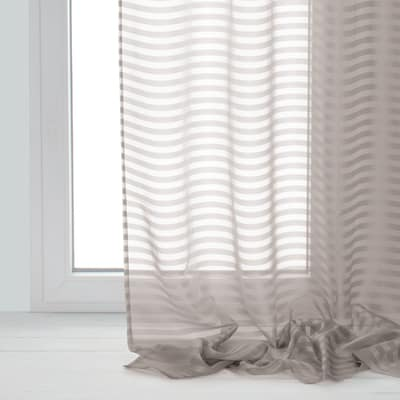 Tenda Lyrique grigio 140 x 280 cm