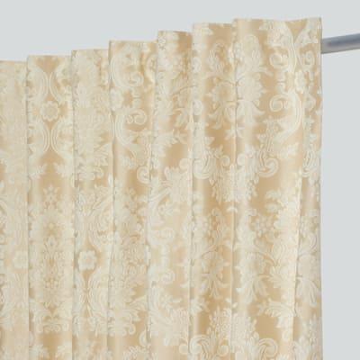 Tenda Liberty beige 140 x 320 cm