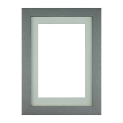 Cornice Milo argento 13 x 18 cm