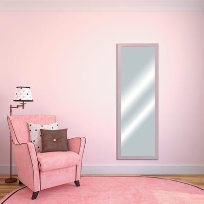 Specchio da parete rettangolare mia 44 x 144 cm prezzi e - Specchio rettangolare da parete ...