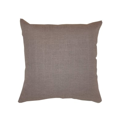 Cuscino grande Ilizia grigio 60 x 60 cm