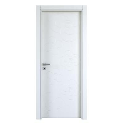 Porta da interno battente Flower silk 70 x H 210 cm dx