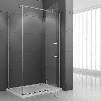 Porta doccia battente modulo 146 5 149 5 h 195 cm for Porta doccia a libro leroy merlin