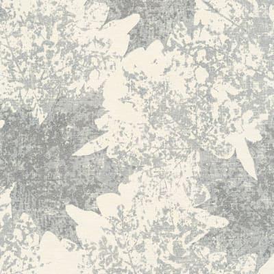 Carta da parati argento 10 m prezzi e offerte online for Fotomurali leroy merlin