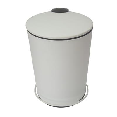 Pattumiera Icone bianco 3 L