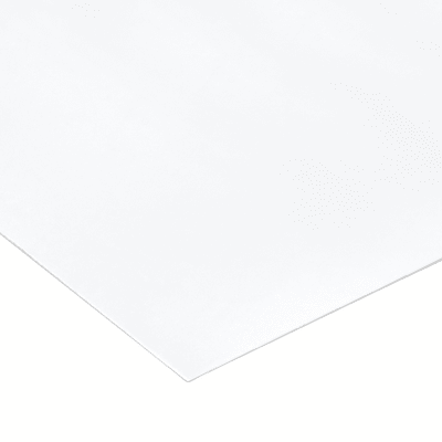 Lastra polipropilene neutro 1000 x 500  mm, spessore 1 mm