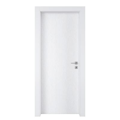 Porta da interno battente Hunk cemento calce 60 x H 210 cm sx