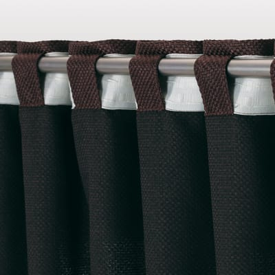 Tenda Rosalia marrone 200 x 280 cm