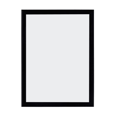 Cornice Lila Inspire nero 13 x 18 cm