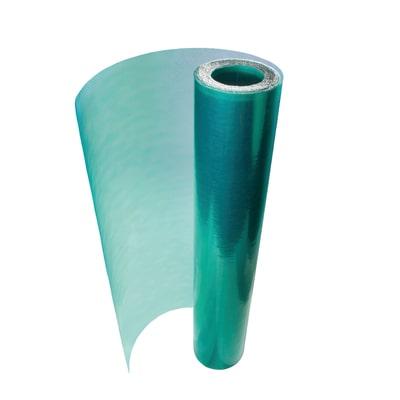 Rotolo piano Onduline Onduclair Plr verde in poliestere 500 x 200  cm, spessore 1 mm