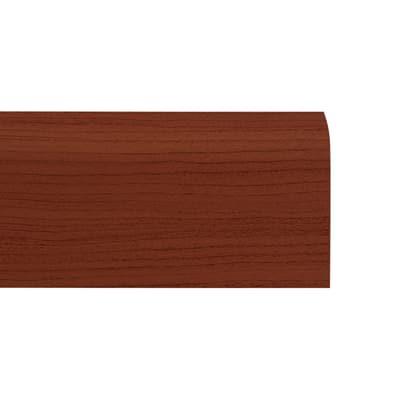 Battiscopa Classic ciliegio 12 x 70 x 2000 mm