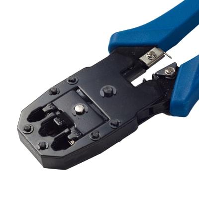 Pinza per connettori dati Dexter acciaio 195 mm