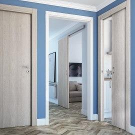 Best Porte Bianche Per Interni Contemporary - Idee Pratiche e di ...